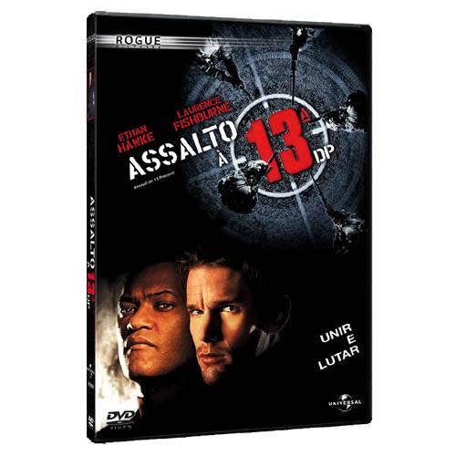 DVD Assalto à 13ª DP