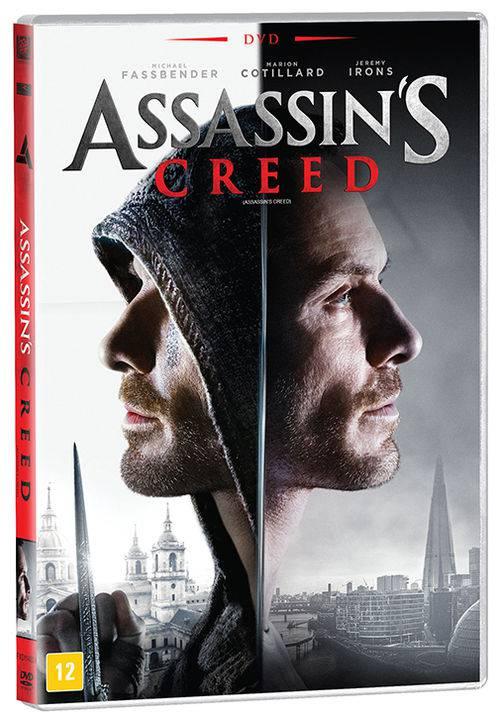 Dvd - Assassins Creed