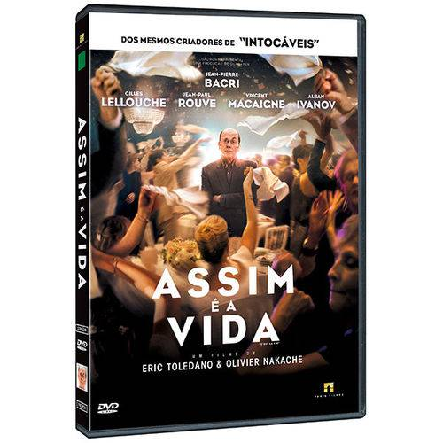 DVD - Assim é a Vida