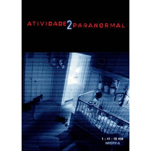DVD Atividade Paranormal 2