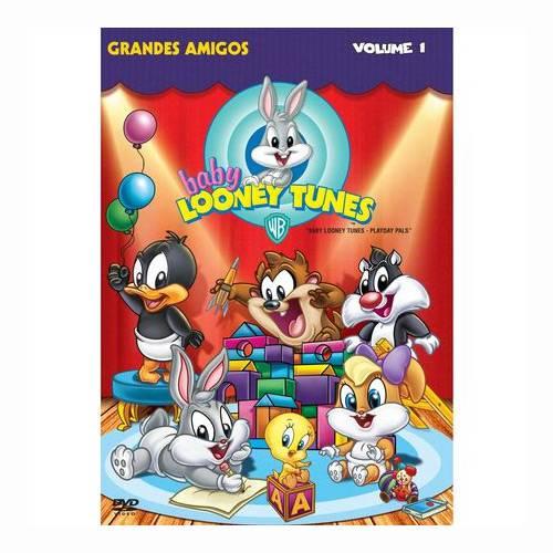 DVD Baby Looney Tunes - Vol. 1