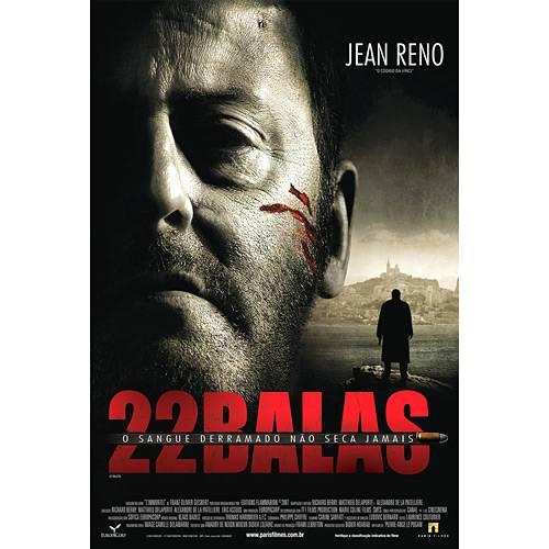 DVD 22 Balas