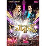 DVD - Banda Calypso - 15 Anos - ao Vivo Gravado em Belem na Praça do Relógio