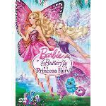 Dvd - Barbie Butterfly e a Princesa Fairy