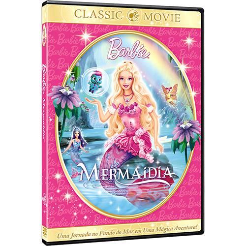 DVD Barbie: Mermaidia
