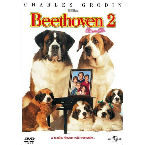 DVD Beethoven 2