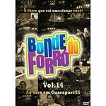 DVD - Bonde do Forró - Volume 14 - ao Vivo em Guarapari/ES