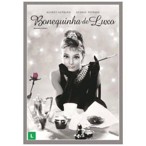 Dvd Bonequinha de Luxo