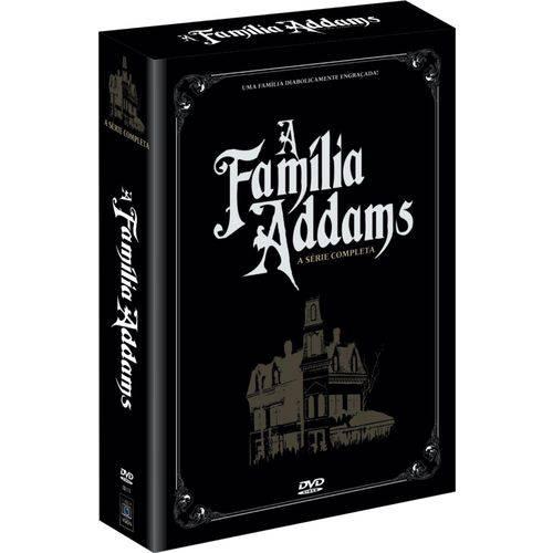 DVD Box a Família Addams – a Série Completa – 8 Discos