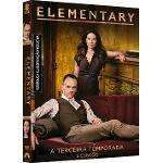 Dvd Box - Elementary - Terceira Temporada