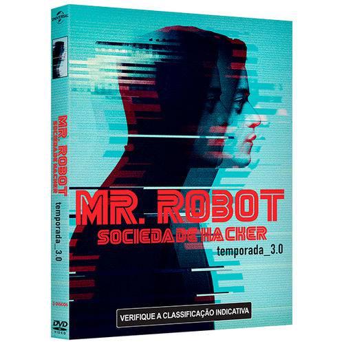 DVD Box - Mr Robot: Sociedade Hacker - 3ª Temporada