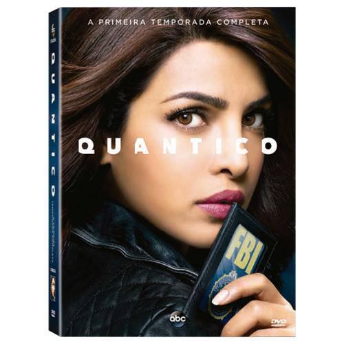 Dvd Box - Quantico - Primeira Temporada