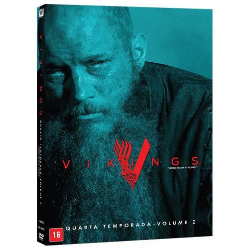 DVD Box - Vikings - 4ª Temporada - Volume 2