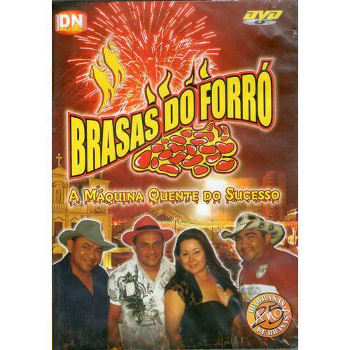 DVD Brasas do Forró 25 Anos Original