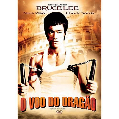 DVD Bruce Lee - o Voo do Dragão