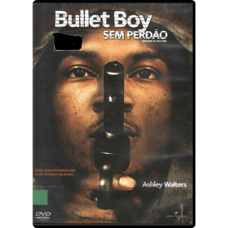 DVD Bullet Boy - Sem Perdão