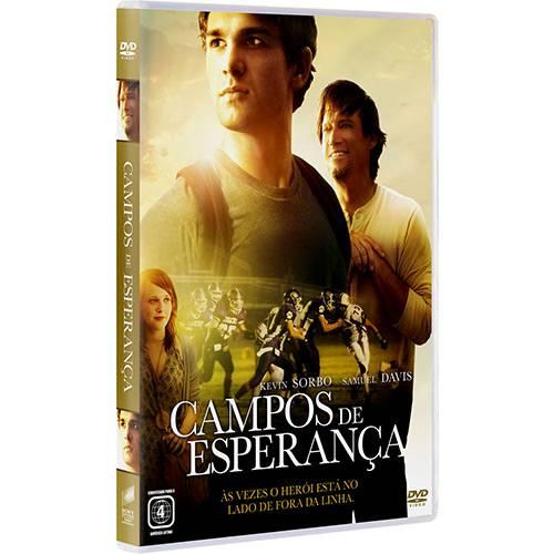 DVD - Campos de Esperança
