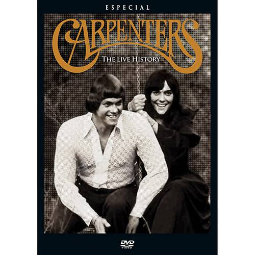 DVD Carpenters - The Live History
