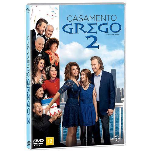 Dvd - Casamento Grego 2