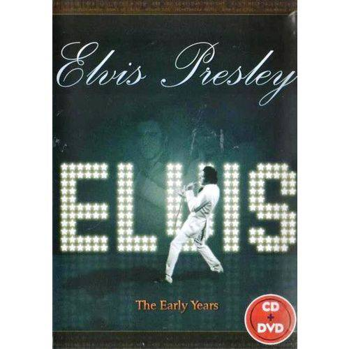 Dvd + Cd Elvis Presley - The Early Years