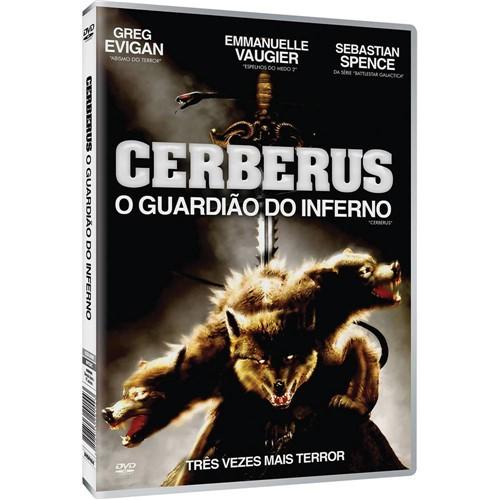 DVD Cerberus - o Guardião do Inferno