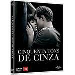 DVD - Cinquenta Tons de Cinza