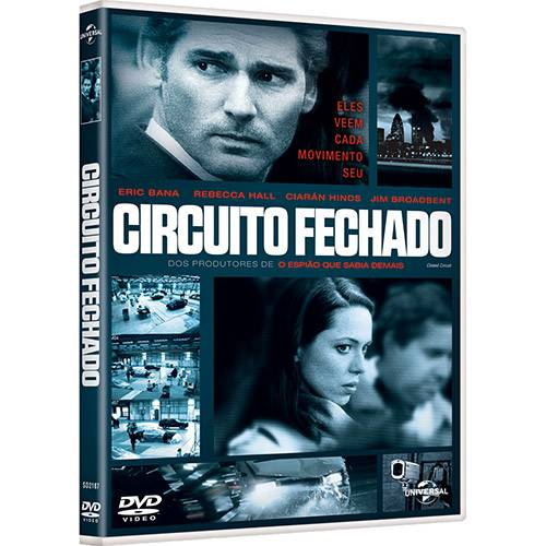 DVD - Circuito Fechado