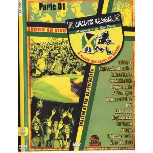 Dvd Circuito Reggae Vol. 1