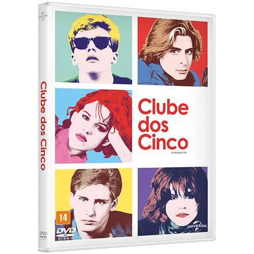 DVD: Clube dos Cinco