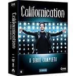 DVD - Coleção - Californication - a Série Completa (14 Discos)