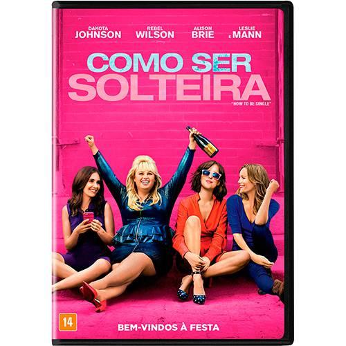 DVD Como Ser Solteira