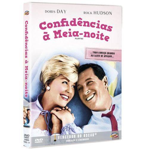 DVD Confidências à Meia Noite - Doris Day