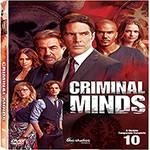 DVD - Criminal Minds - 10ª Temporada Completa