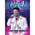 DVD - Cristiano Araújo - In The Cities - ao Vivo em Cuiabá