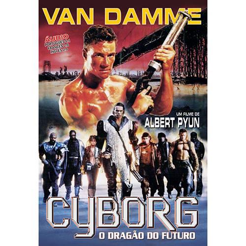 DVD Cyborg: o Dragão do Futuro