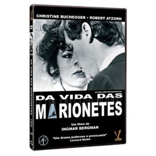 DVD da Vida das Marionetes - Christine Buchegger, Ingmar Bergman
