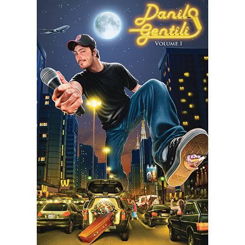DVD Danilo Gentili - Volume 1