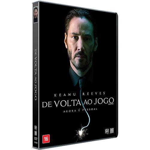 DVD - de Volta ao Jogo