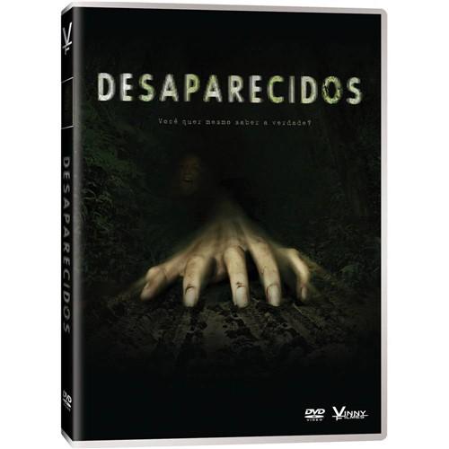 DVD Desaparecidos
