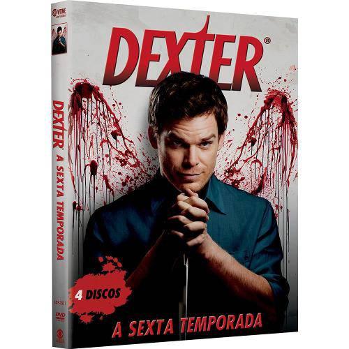 Dvd - Dexter - 7ª Temporada Completa - Legendado
