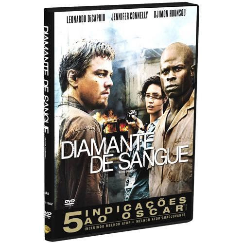 DVD Diamante de Sangue