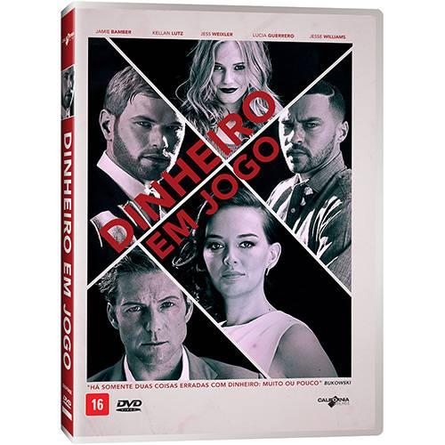 DVD - Dinheiro em Jogo
