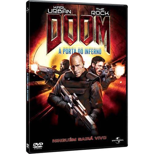 DVD Doom - a Porta do Inferno