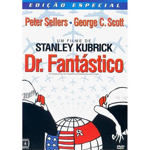 DVD Doutor Fantástico