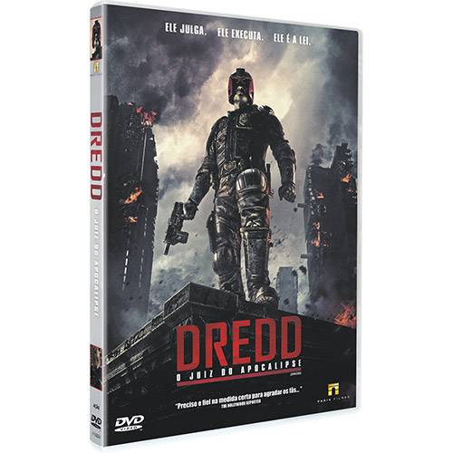 DVD - Dredd - o Juiz do Apocalipse