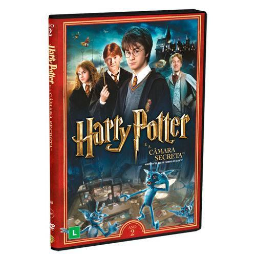 DVD Duplo - Harry Potter e a Câmara Secreta