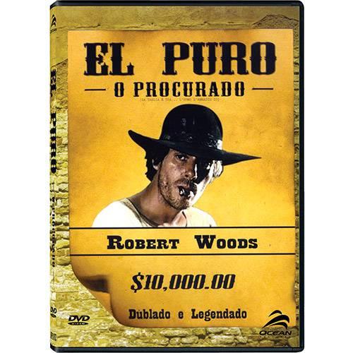 DVD - El Puro: o Procurado