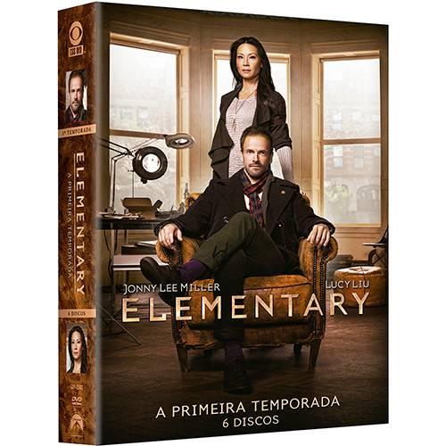 DVD Elementary - a Primeira Temporada (6 Discos)