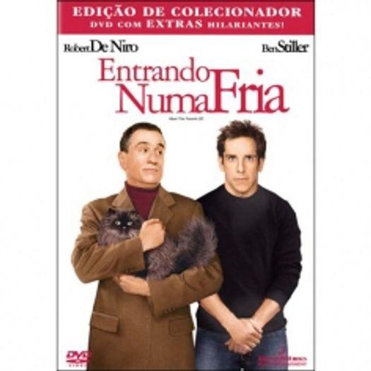DVD Entrando Numa Fria