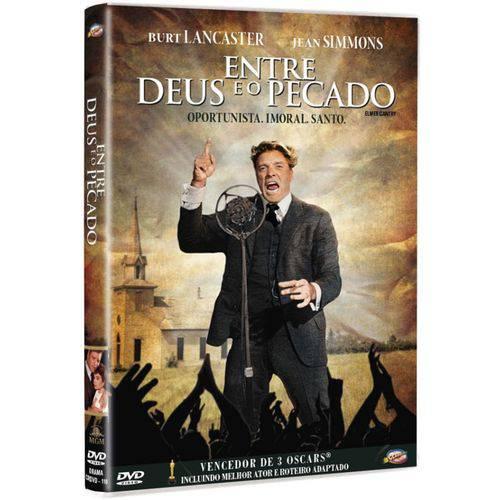 DVD Entre Deus e o Pecado - Burt Lancaster